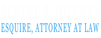 Samuel R. Hillman Esquire, Attorney At Law